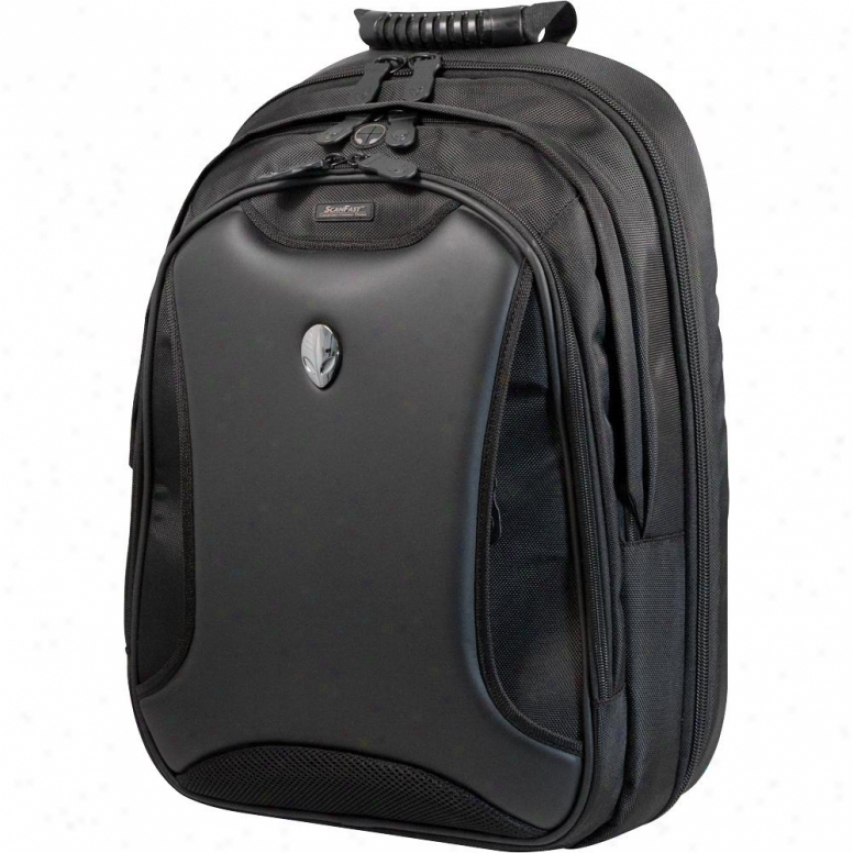 Mobile Edge Alienware Orion M14x Backpack (scanfast) - Black