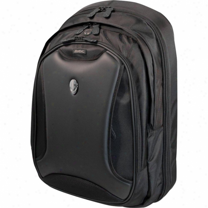 Mobile Edge Alienware Orion M18x Backpack (scanfast) - Black