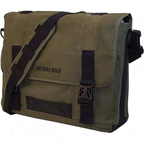 Mobile Edge Eco-friendly Canvas Msgr Green
