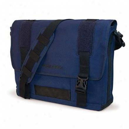 Monile Edge Eco-friendly Canvas Msgr Navy