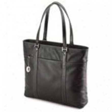 Mobile Edge Leather Tecn Tote Dismal