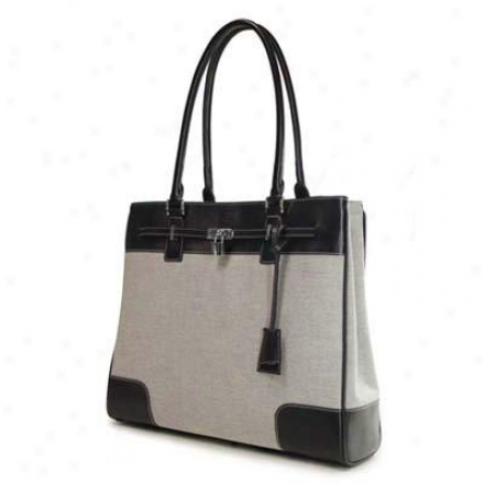 Mobile Edg Madison Tote Two Toned
