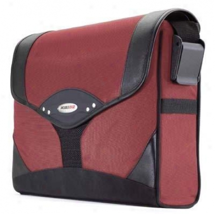 Mobile Edge Messenger Bay Dr.pepper/black
