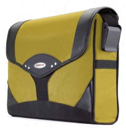 Mobile Edge Messenger Bag Yellow/black