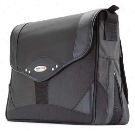 Mobile Edge Prem Messenger Sack Charcola/bk