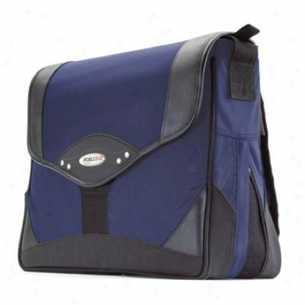 Mobile Edge Prem Messenger Bag Navy/blcak