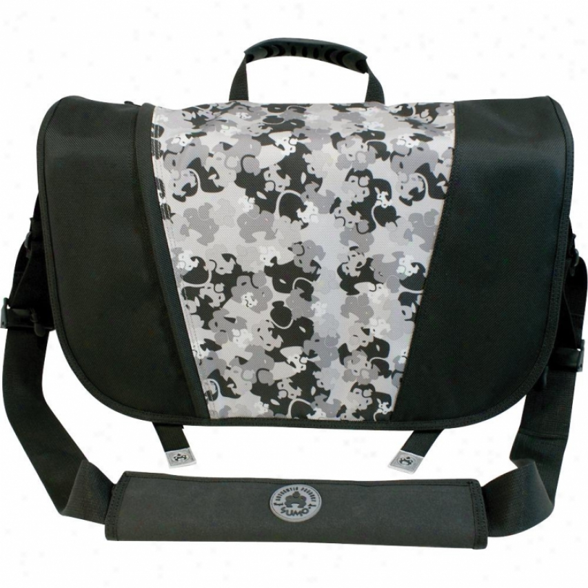 Mobile Edge Sumo Messengger Bag Black