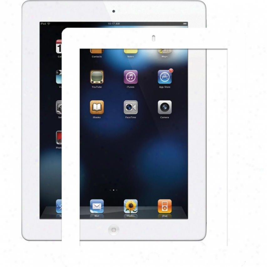 Moshi Ivisor Ag For Ipad-2 And New 3 - White