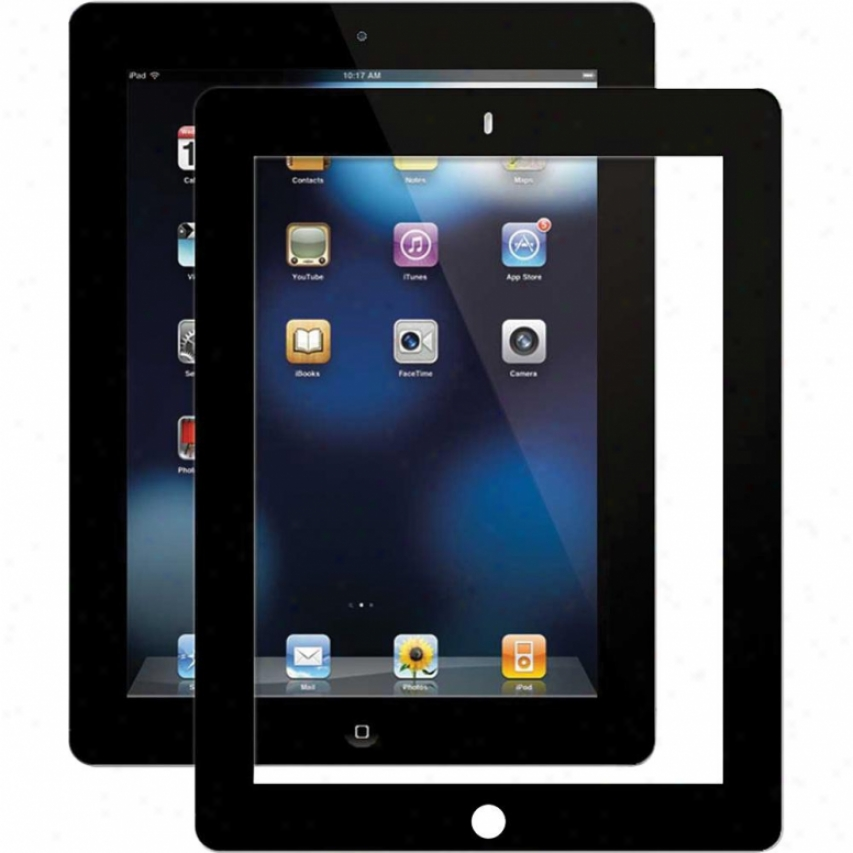 Moshi Iviosr Ag For New Ipad 3 - Black Frame