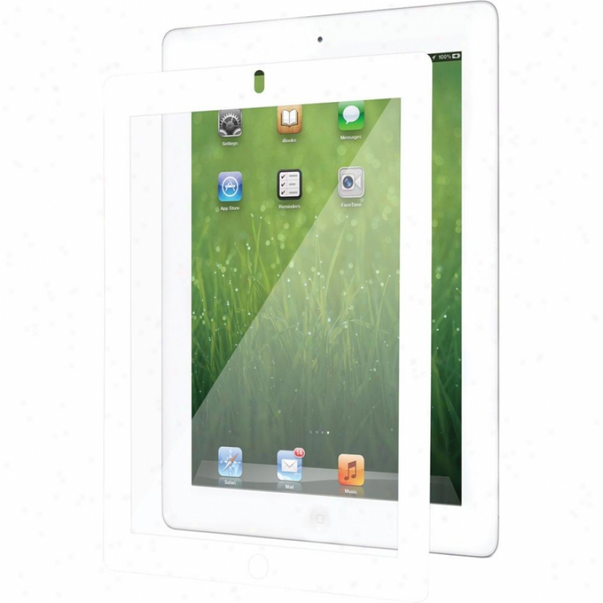 Moshi Ivisor Xt For New Ipad 3 - White Frame