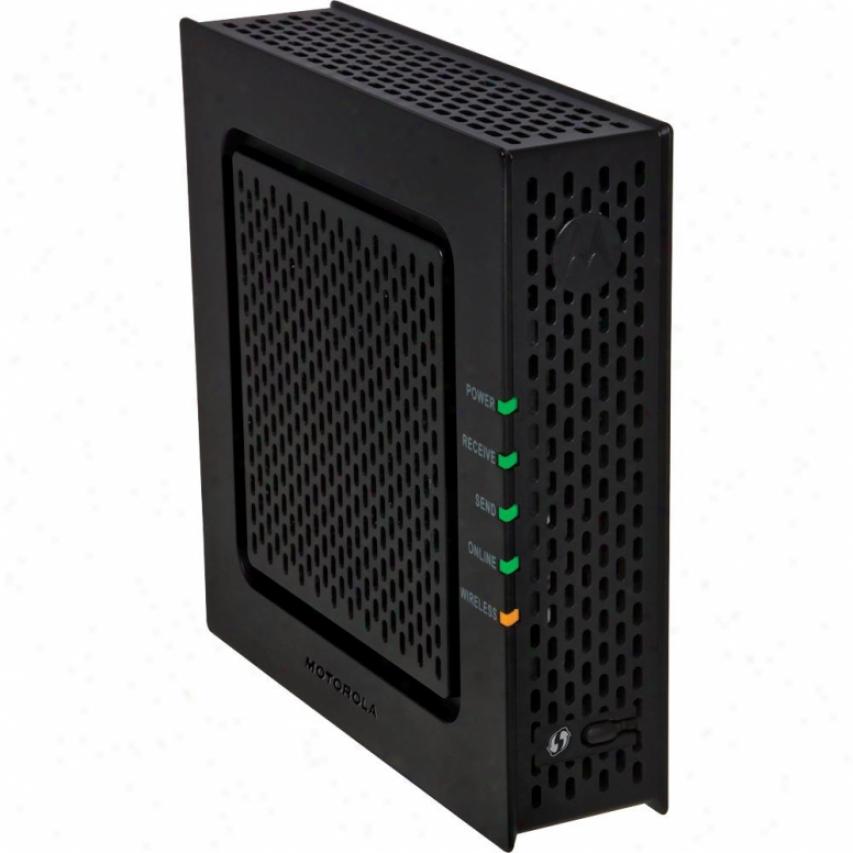 Motorola Surfboard Sbg901 Woreless Cable Modem Gateway
