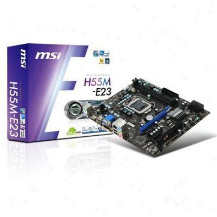 Msi Microstar Msi Socket1156 Motherboard
