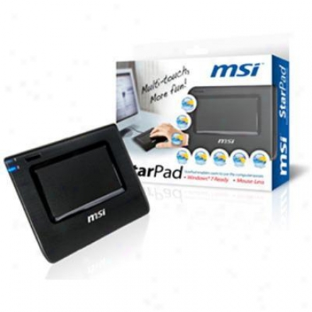 Msi Microstar Multi Touch Pad