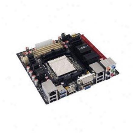 Mvix Usa 890gx-usb3 Am3 Amd 890gx Mini-itx Motherboard