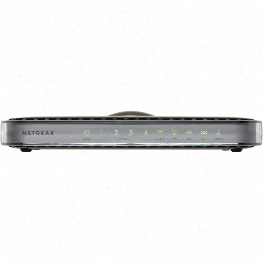 Netgear N300 Wireless Gigabit Adsl1+ Modem Router