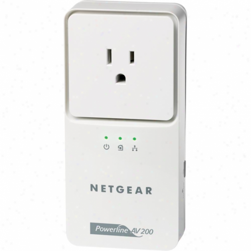Netgear Powerline Av+ 200 Ultra Adapter Kit - Xavb2501-100nas