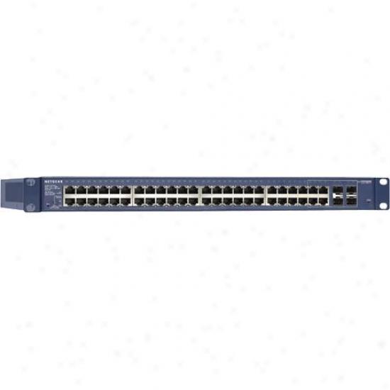 Netgear Prosafe 48-port Smart Poe Switch
