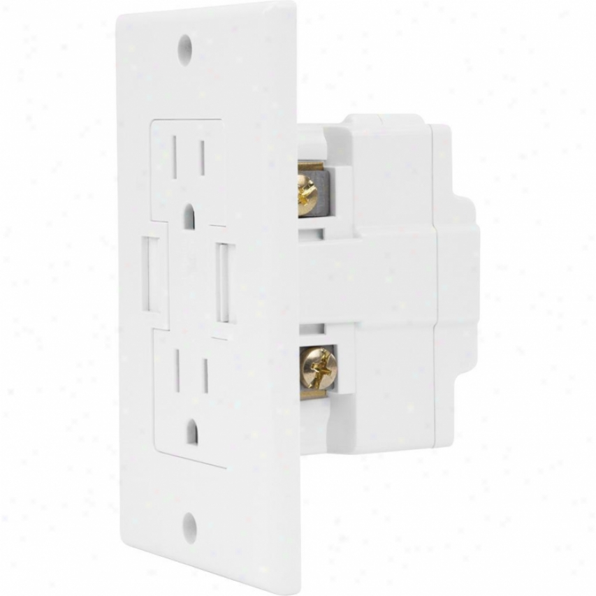 Newer Technology Ac Wa1l Outlet With Usb Charging Ports
