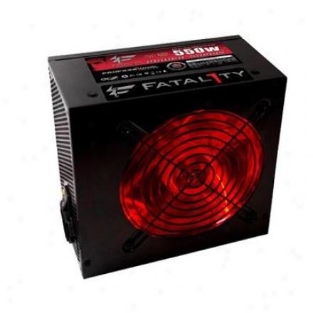 Ocz Technology 550w Fatal1ty Series Psu