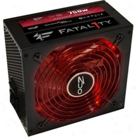 Ocz Technology 750w Fatal1ty Psu