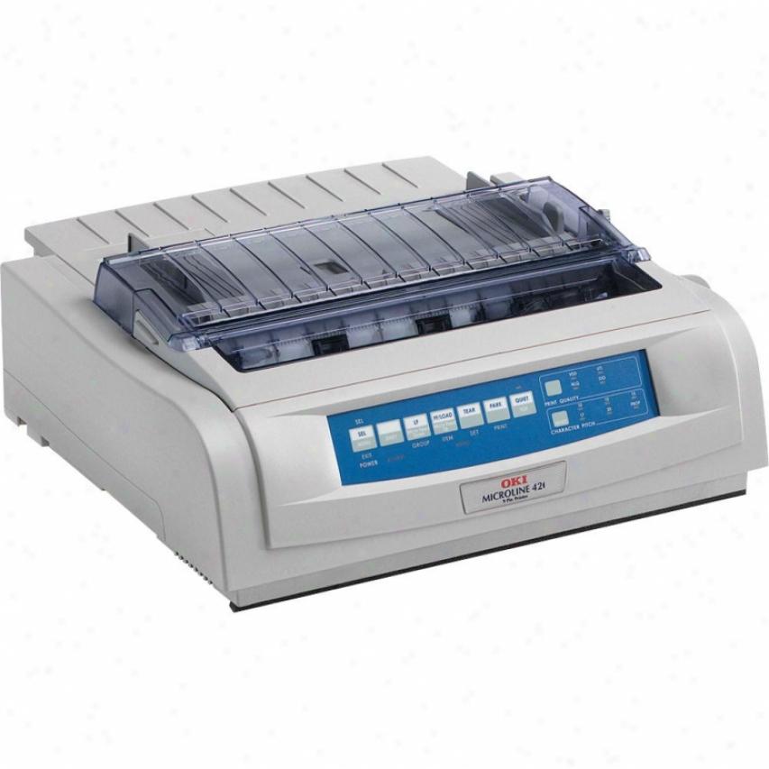 Okidata 9-pin Impact Printer Widde