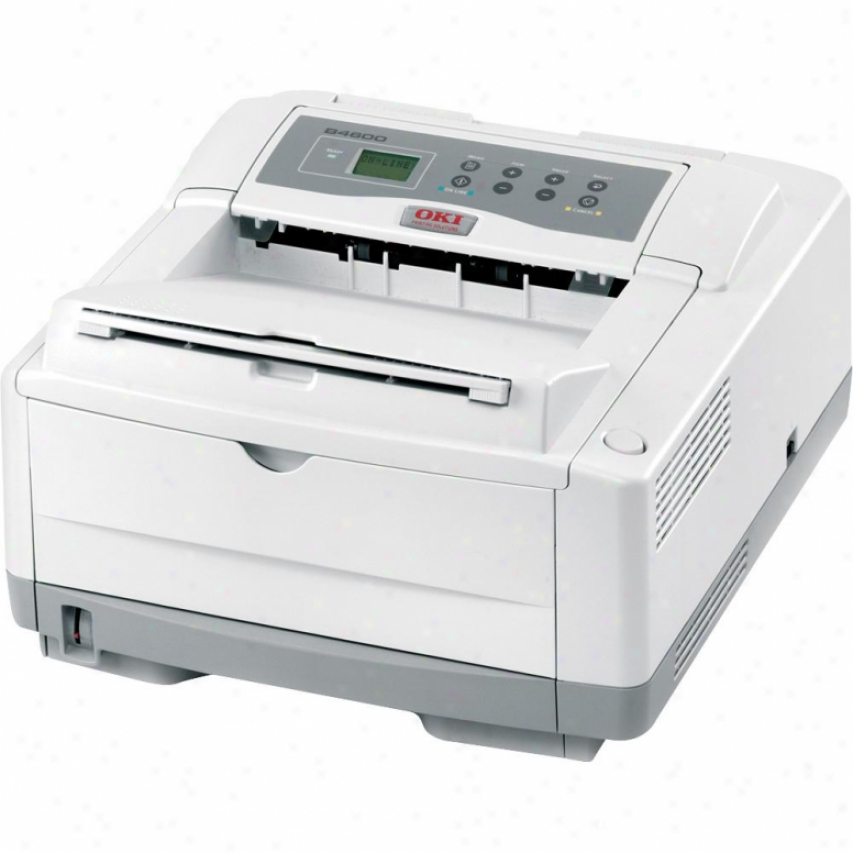 Okidata B4600n Digital Mono Laser Printer