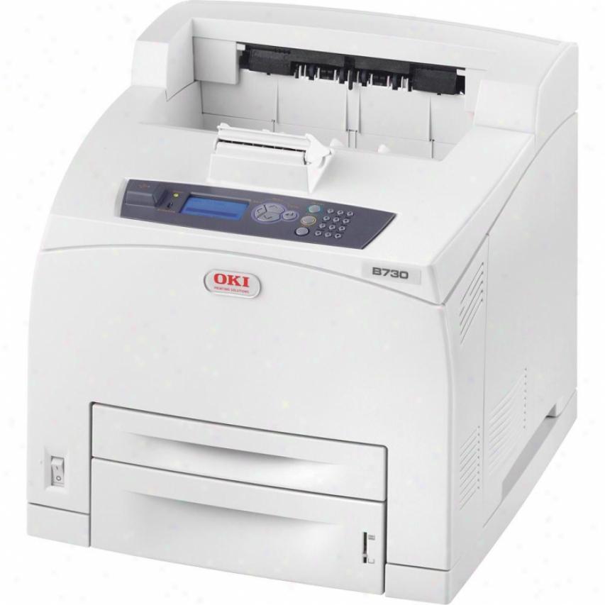 Okidata B730n Digital Mono Laser Printer