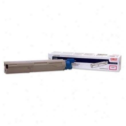 Okidata C3400n/c3530nmfp Magenta