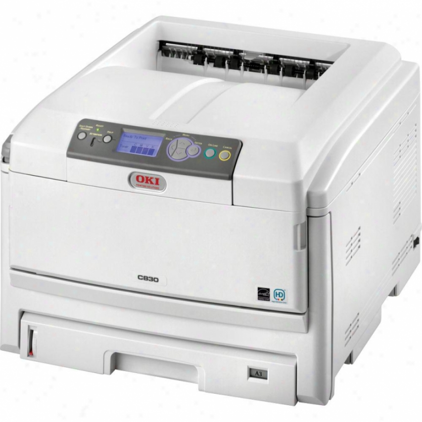 Okidata C830dn Color Digital Printer