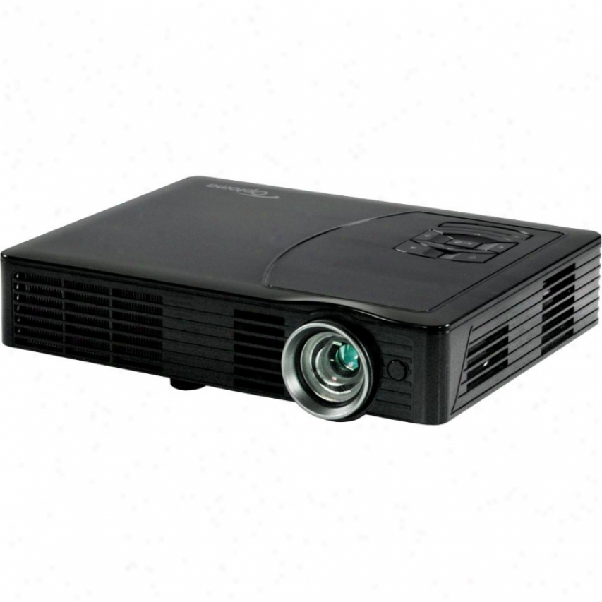 Optoma Ml500 Mobile Led Projector