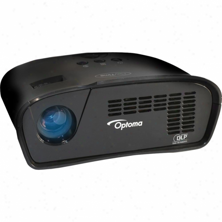 Optoma Pt105 Dlp Playtime Projector