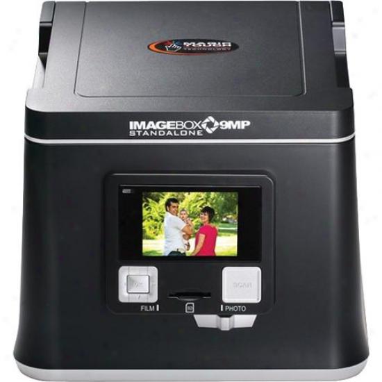 Pacific Image Elect Imagebox 9mp Digital Film/slide/photo Standalone Converter