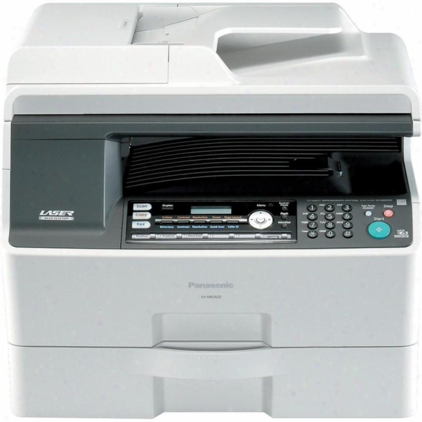 Panasonic Kx-mb3020 High Speed Mulltifunction Office Machine