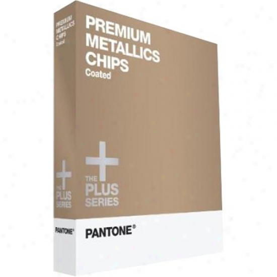 Pantone Plus Series Metallic Chips Gb1307