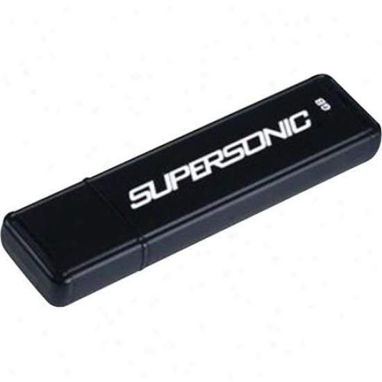 Patriot Memory Supersonic Xtreme 32gb Usb 3.0 Flash Drive - Black
