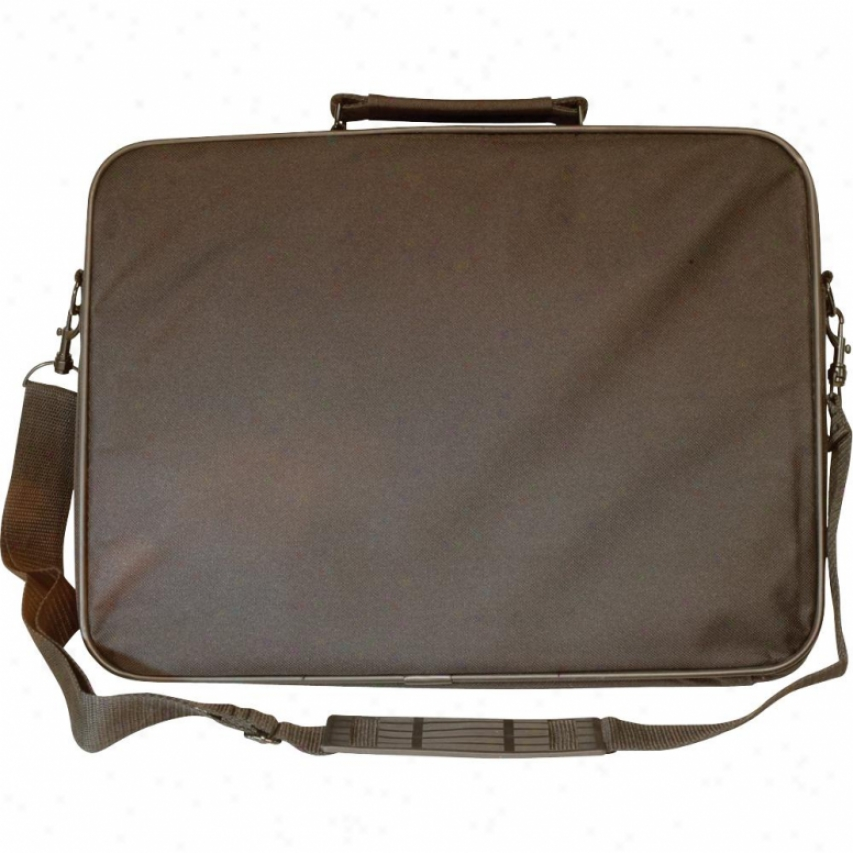 "Pc Treasures Rto 15.6"" Notebook Bag - Black"