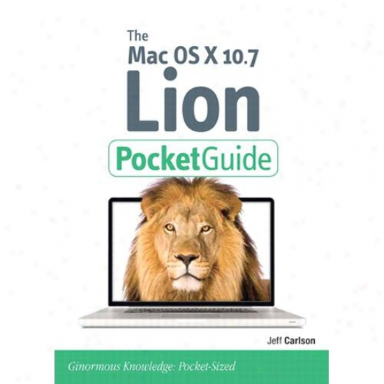 Peachpit Press Mac Os X 10.7 Lion Pocket Guide