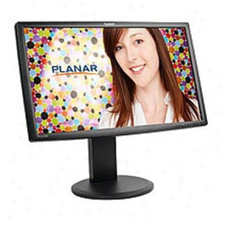 "Planar Systems 24"" Murky Spacious Hdmi Monito Px2411mw"