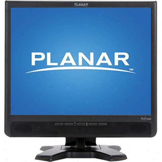 "Planar Systems Pjt155r 15"" Black Economical 5"