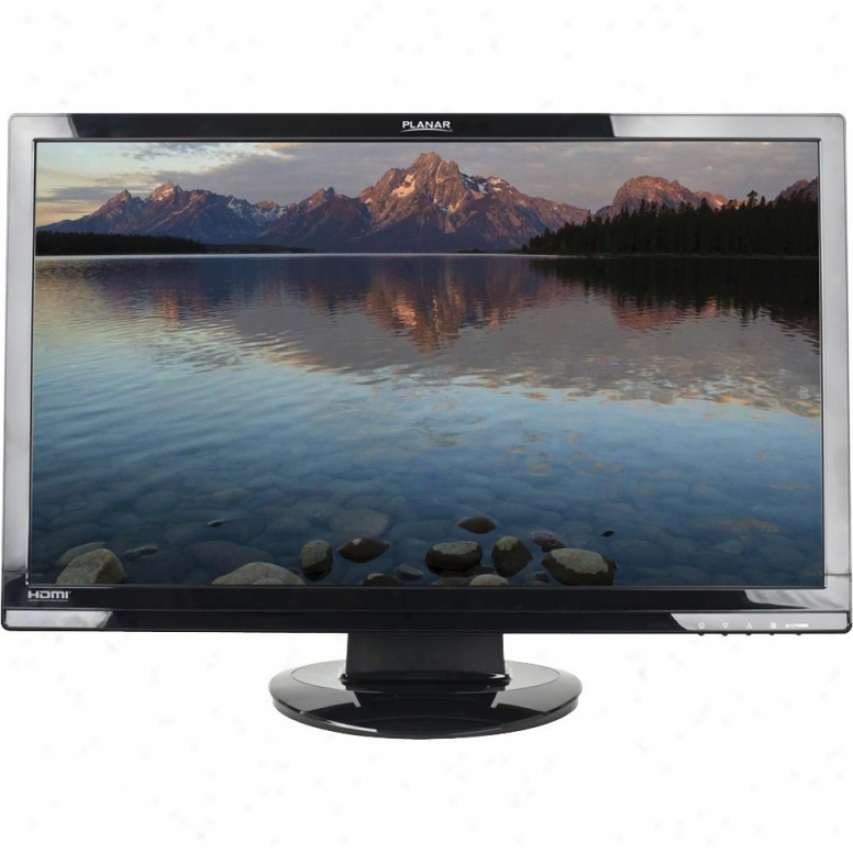 "Planar Systems Px2710mw - 27"" Black Remote Lcd"