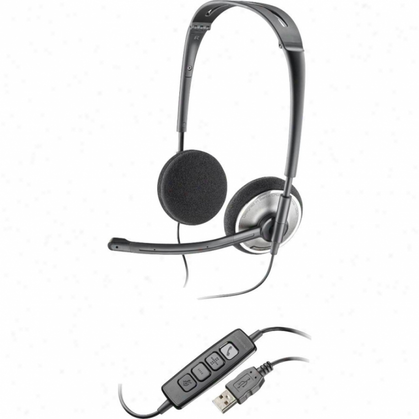 Plantronics 81962-21 Audio 478 Usb Pc Head