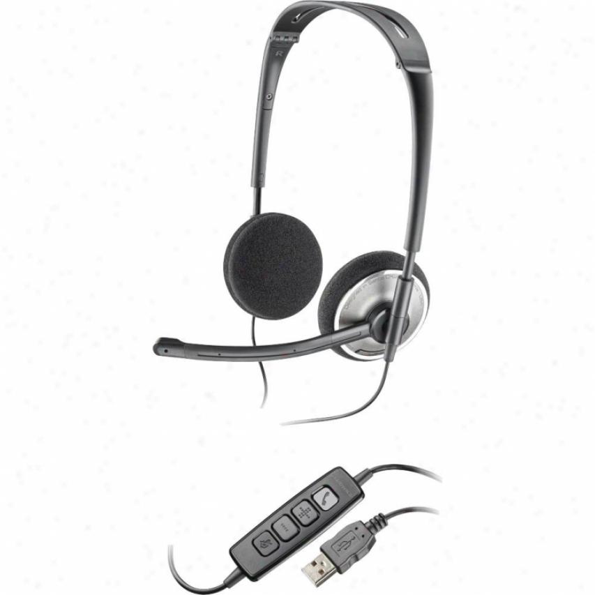 Plantronics 81962-21 Audio 478 Usb Pc Head