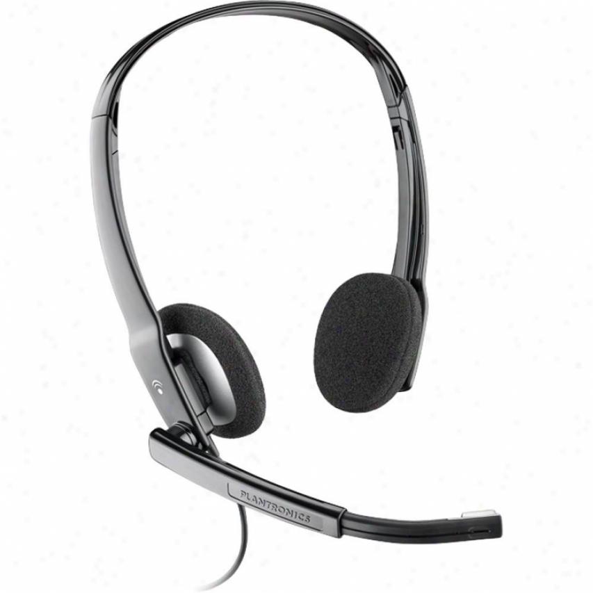 Plantronics Audio 630m Binaural Hdst