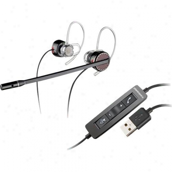 Plantronics Blackwire C435-m For Microsoft Lync