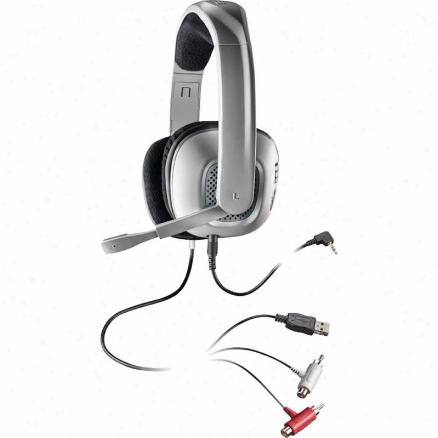 Plantronics Gamecom X40 - Xbox 360 Undwr E