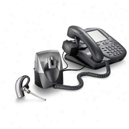 Plantronics Wireless Office Headset W Lifter