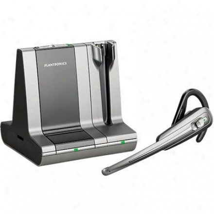 Plantronics Wo100 Savi Office System