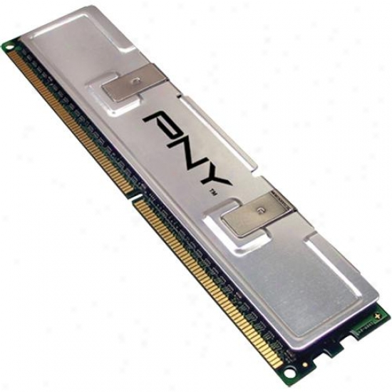 Pny 2gb Pc3-10666 1333mhz Ddr3 Desktop Dimm Memory - One 2gb Module