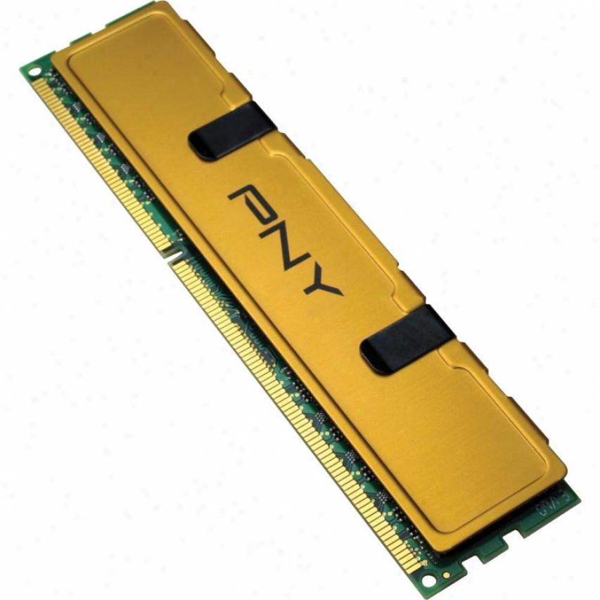 Pny Md4096sd3-1333 4gb (1 X 4gb) Pc3-10666 1333mhz Ddr3 Desktop Memory