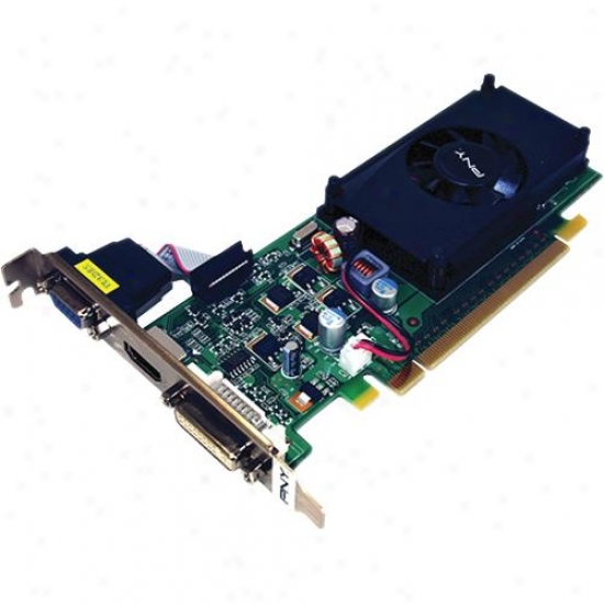 Pny Vcgg2101d3xpb Nvidia Geforce 210 1024mb Pcie Video Card